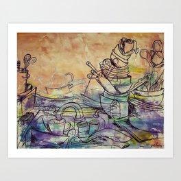 Honey Do Art Print