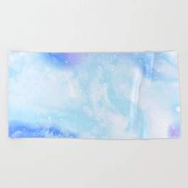 _UNICORN DREAM Beach Towel