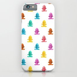We Come in Many Colors iPhone Case