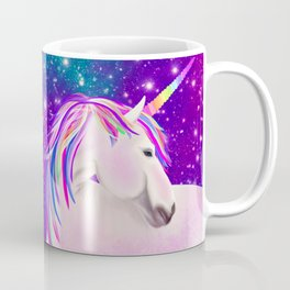 Celestial Unicorn Coffee Mug