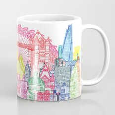 London Towers Mug