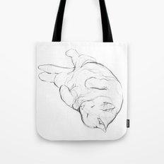 Cat I / Chat I / Gato I Tote Bag
