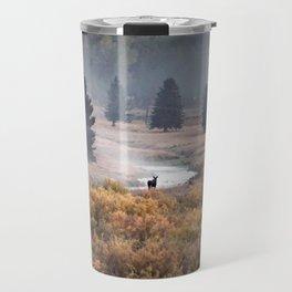 Moosey Misty Morning Travel Mug
