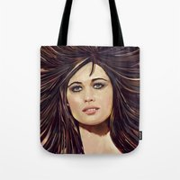 passion Tote Bags featuring Passion by Balazs Pakozdi