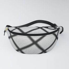 Shapes and Shadows 2 Fanny Pack