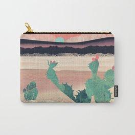 Desert Dawn Carry-All Pouch