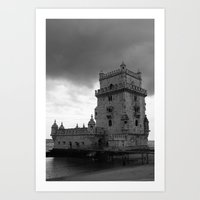 europe Art Prints featuring Europe by Joao Mendes