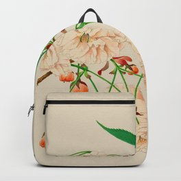 Fugen's Elephant Cherry Blossoms Backpack