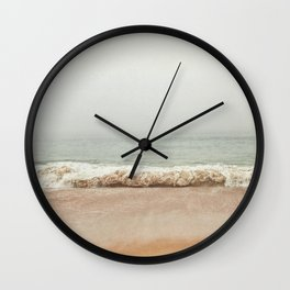 She was able to Pray Wall Clock