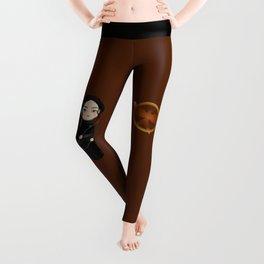 Kokeshi Katniss Leggings