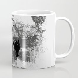 The Offering - Indian Brave with Salmon Coffee Mug
