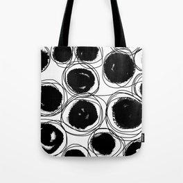BlackBlob Tote Bag