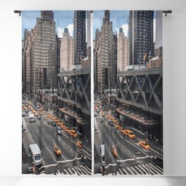 42nd Street Afternoon Blackout Curtain