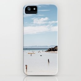 350 Days of Summer in Baja, Mexico iPhone Case