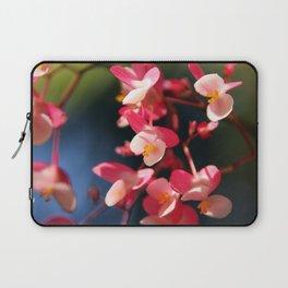 Flower Bokeh Laptop Sleeve