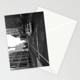 Off Queen - John Street - South Stationery Cards