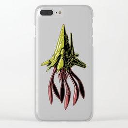 The Bioship Shinden Clear iPhone Case