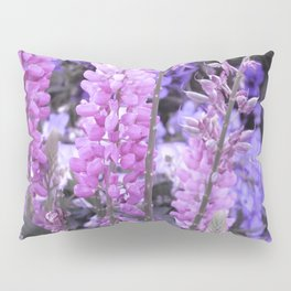 Lively Lupines Pillow Sham