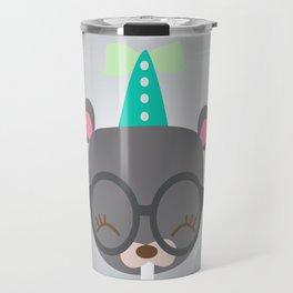 Castor - Collection Dandynimo's -  Travel Mug
