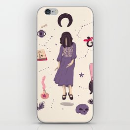 juana paraguaya iPhone Skin