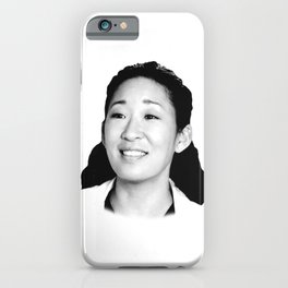 Cristina Yang iPhone Case