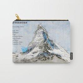 Matterhorn, Switzerland Carry-All Pouch