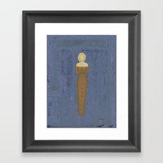 Floater II Framed Art Print
