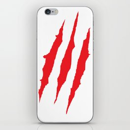 Claws iPhone Skin