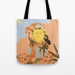 Soul full of sunshine Tote Bag