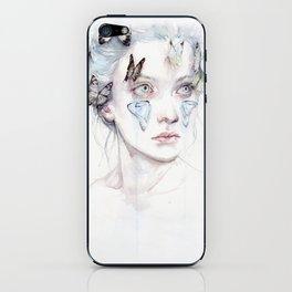 love and sacrifice iPhone Skin