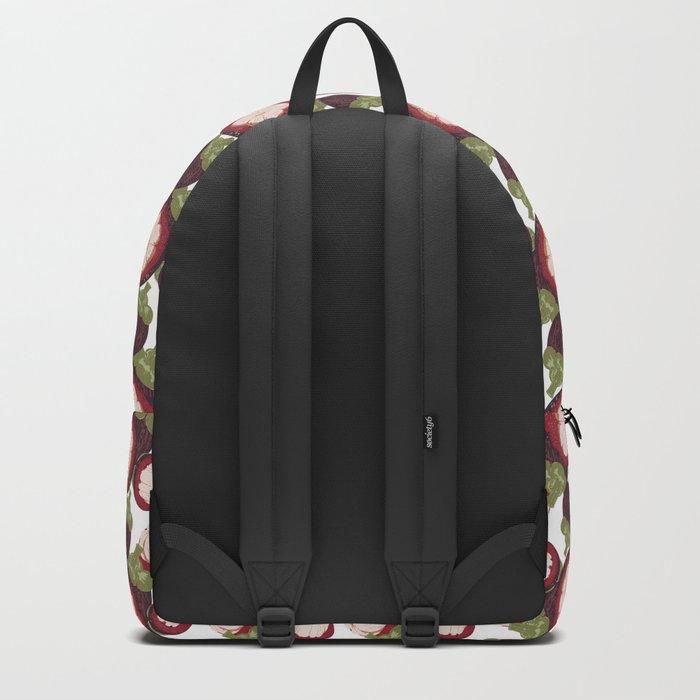 Mangosteen Pattern Backpack