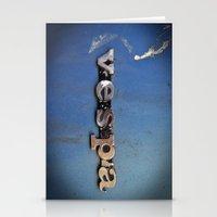 vespa Stationery Cards featuring vespa by rhythmmess