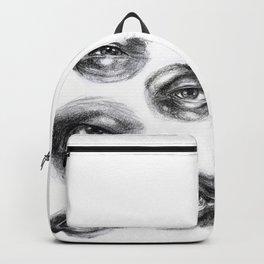 Eyes See You Sketch Backpack