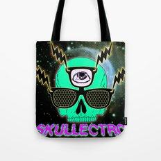 Skullectro Tote Bag