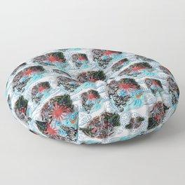 Seasons of Fury Floor Pillow