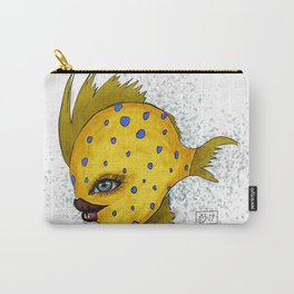 Yellow Swim Carry-All Pouch