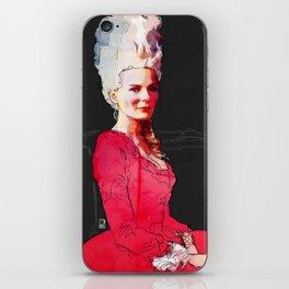 Kirsten Dunst as Marie Antoinette iPhone Skin