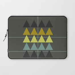 disguise forest || spring neon Laptop Sleeve