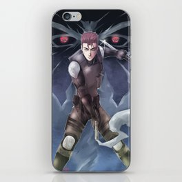 The Chevalier iPhone Skin