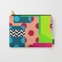 MishMash Number 1 Carry-All Pouch