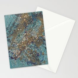 Glittering Stationery Cards