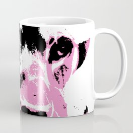 Lion Heart Africa Pink Coffee Mug