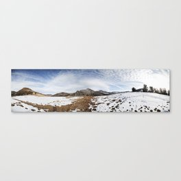 Gaylor Lake Canvas Print