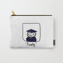 Graduate Cat Carry-All Pouch
