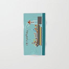 Planner Hand & Bath Towel
