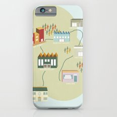 City Travels Slim Case iPhone 6s