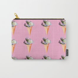 Ice Cream Bouquet Carry-All Pouch
