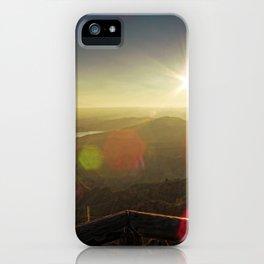 Bruma de Atardecer iPhone Case