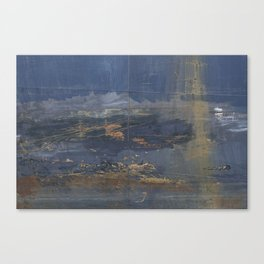 remnant (101) Canvas Print