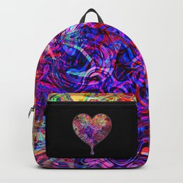 A Full Heart Backpack